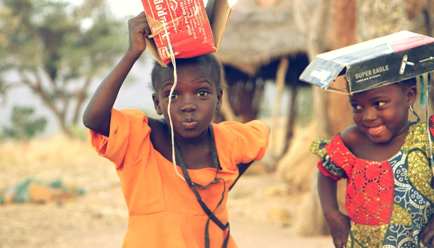 Kinderhandel in Togo